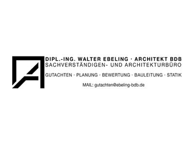 Sachverständigen- & Architekturbüro Dipl.-Ing. Walter Ebeling BD